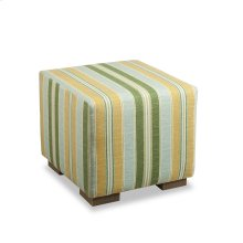 Small Square Cocktail Ottoman