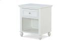 Academy - White Night Stand Product Image