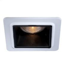 TRIM,4IN,SQUARE BAFFLE - White