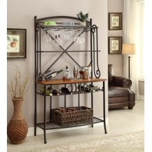Iron Baker Rack