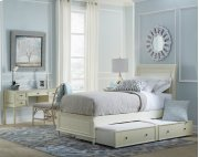 Avignon Ivory Twin Panel Headboard Product Image