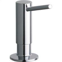 "Elkay 2"" x 4-5/8"" x 3-5/8"" Soap / Lotion Dispenser, Chrome (CR)"