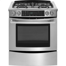 """Slide-In Gas Range with Convection, 30"""""""