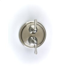 Dual Control Thermostatic With Volume Control Valve Trim Berea Series 11 Satin Nickel