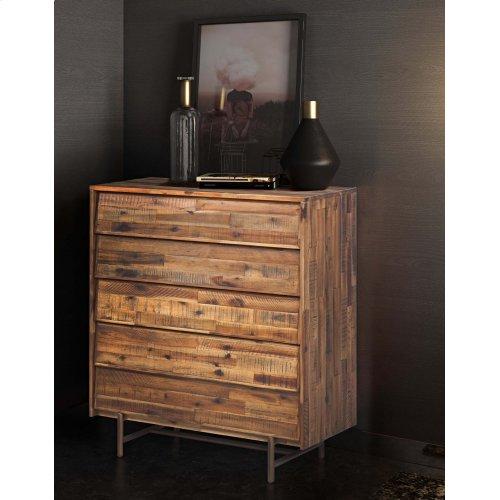 Bushwick Wooden Chest