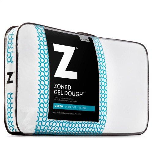 Zoned Gel Dough - King Low Loft
