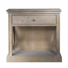 French Casement Accent Table