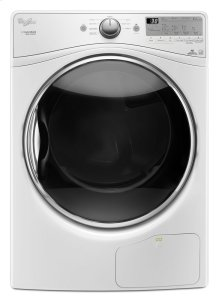 7.4 Cu. Ft. Front Load Electric Ventless Dryer with Advanced Moisture Sensing - CLEARANCE ITEM
