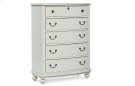 Inspirations by Wendy Bellissimo - Morning Mist Drawer Chest Product Image