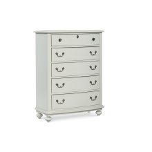 Inspirations by Wendy Bellissimo - Morning Mist Drawer Chest