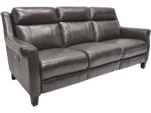Benton-Smoke Reclining Sofa