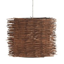 Large Twig Pendant Lamp. 60W Max