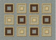 Modern Weave Blue