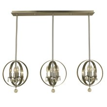12-Light Constellation Island Chandelier