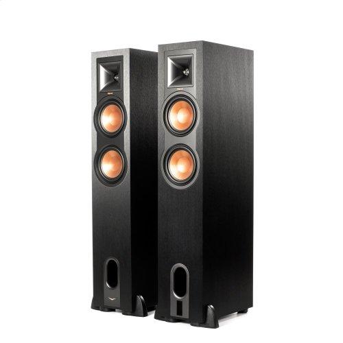 R-26PF Powered Floorstanding Speakers