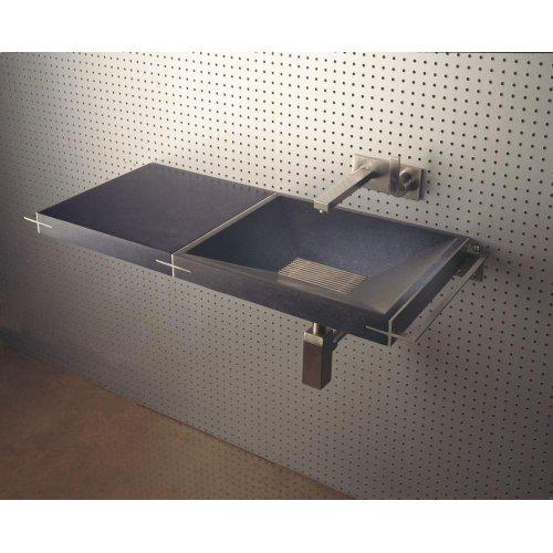 Sync System Square Countertop / Carrara Marble