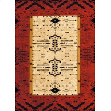 Contours/dcbw Mt/arrow Pattern Ter Rugs