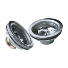 "3-1/2"" Stainless Steel Sink Strainer"