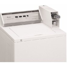 2007 Federal Energy Compliant Mechanical Metered Washer