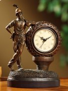 Golfer Clock Product Image