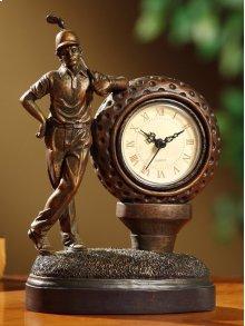 Golfer Clock