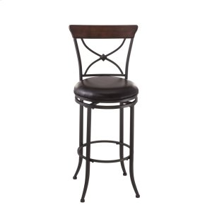 Hillsdale FurnitureCameron X Back Swivel Barstool
