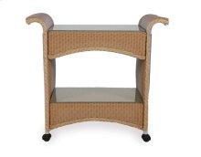 Loom Castered Bar Cart