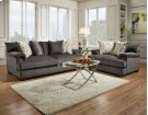 2100 Shambala Smoke Sofa Product Image