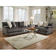 2100 Shambala Smoke Sofa
