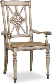 Chatelet Fretback Arm Chair