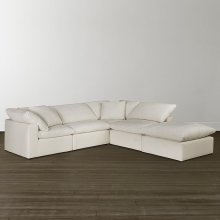 Envelop Small Double Chaise Sectional