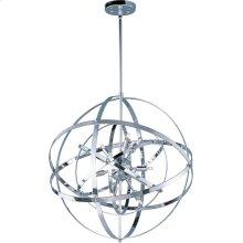 Sputnik 9-Light Pendant