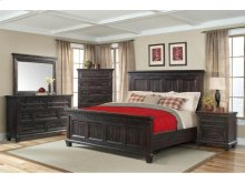 Elements Furniture MO600 Morrison Bedroom set Houston Texas USA Aztec Furniture