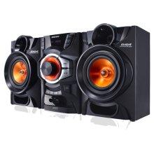 160 Watts Shelf Stereo Systems