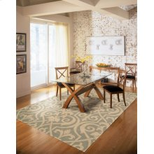 Riviera Ri04 Slt Rectangle Rug 27'' X 18''