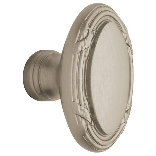 Satin Nickel 5031 Estate Knob