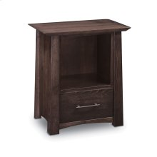 Naomi Nightstand with Opening