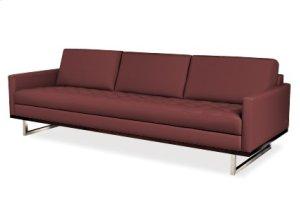 Bali Red Hibiscus BAI8010 - Leather