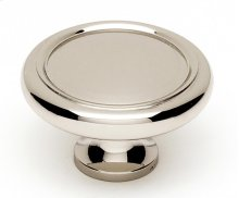 Knobs A1161 - Polished Nickel