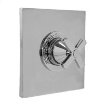 """3/4"""" Thermostatic Shower Set with Lira Handle"""