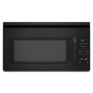 AmanaAmana® 1.5 cu. ft. Amana® Over the Range Microwave with Auto Defrost - Black