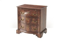 The India Silk Bedide Nightstand