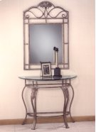 Bordeaux Console Table and Mirror Product Image