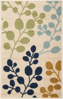 Caribbean Crb01 Iv Rectangle Rug 1'9'' X 2'9''