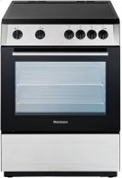 """24"""" Electric, non-convection, smooth top 4 zone, stainless Product Image"""