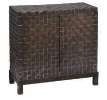 Woven Hall Chest