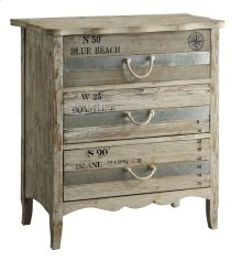 Grand Isle 3 Drawer Chest
