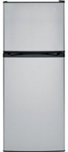 MPE12FSKLSB - Stainless Steel Moffat 11.55 Cu. Ft. Top-Freezer No-Frost Refrigerator Product Image