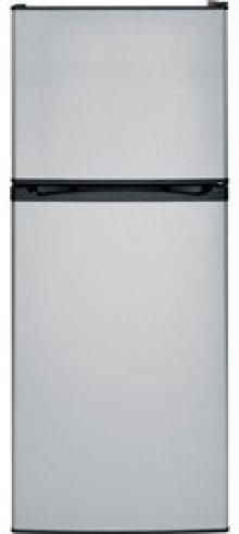 MPE12FSKLSB - Stainless Steel Moffat 11.55 Cu. Ft. Top-Freezer No-Frost Refrigerator