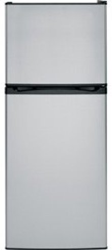 MPE12FSKLSB - Stainless Steel Moffat 11.55 Cu. Ft. Top-Freezer No-Frost Refrigerator